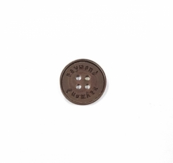 24 L size Brown Button for Trouser