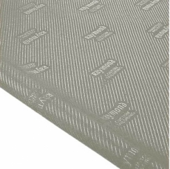 Embossed Pocketing Fabric in Grey