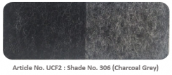 NEW Undercollar Felt Article UCF2 / Shade 306