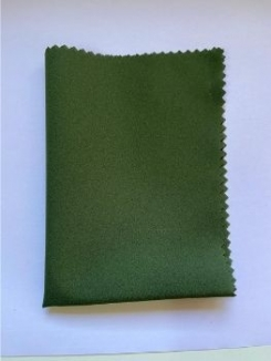 Olive Green Stretch Lining - 0907