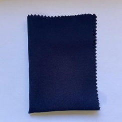 Navy Blue Stretch Lining - 1133