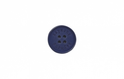 Jacket / Trouser buttons 24L size Blue