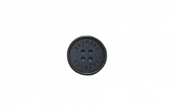 Jacket / Trouser buttons 24L size Black